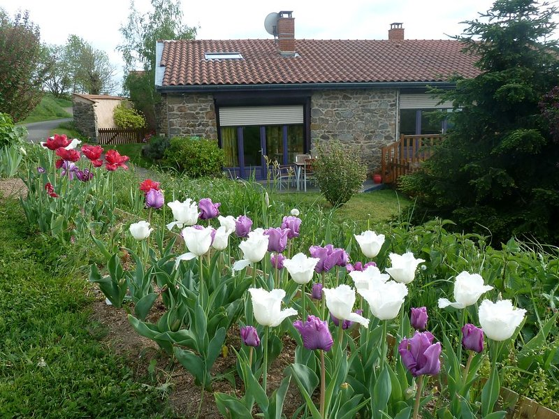 Maison, Chirassimont, vacation rental in Loire