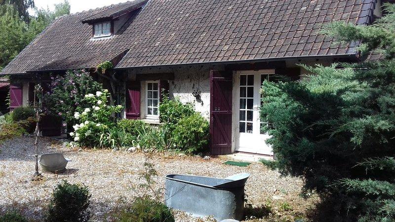 Maison Normande à colombage - Eure - proche Giverny, alquiler de vacaciones en Eure