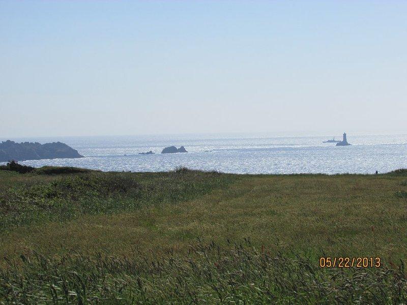 Pointe du Raz view from the Pointe du Van