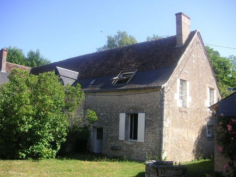 charme et confort de la campagne au sein des châteaux de la Loire., holiday rental in Loir-et-Cher