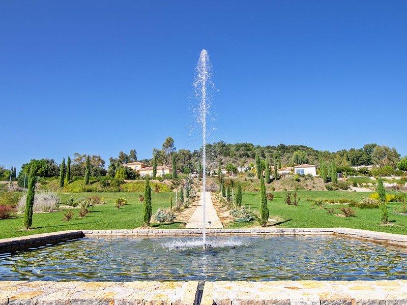 The Vendoule Villa rental of villas *****, holiday rental in Lanas