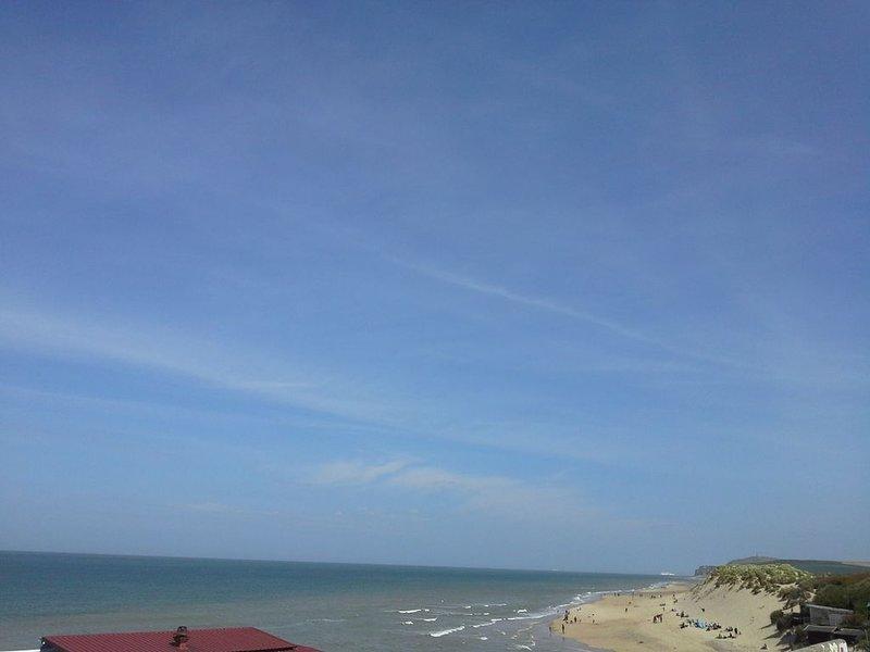 appartement 2 chambres front de mer avec une vue exceptionnelle, vacation rental in Pas-de-Calais