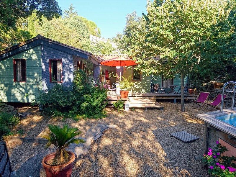 Maison indépendante,  avec piscine et jardin clos, holiday rental in Boisseron