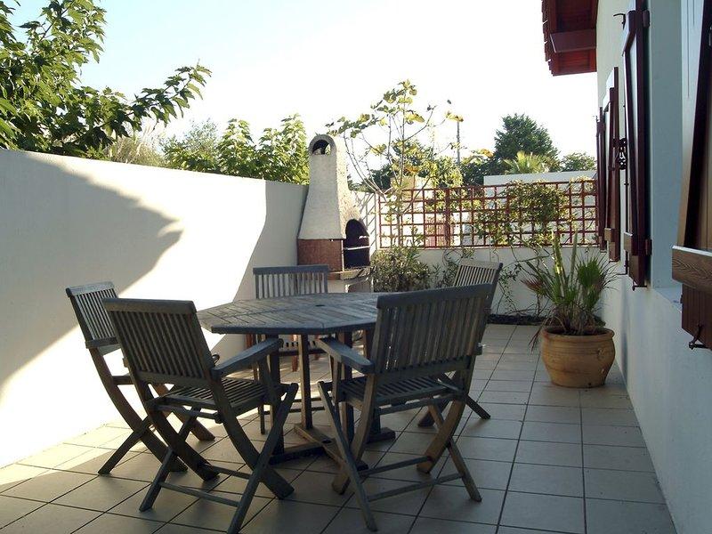 Maison situee entre Biarritz et Bidart pres de la Cote Basque, location de vacances à Bidart