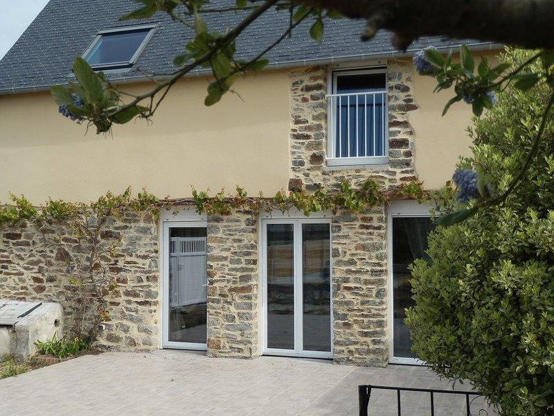 Maison agréable pour vos vacances proche de Saint Malo et de Cancale, casa vacanza a La Gouesniere