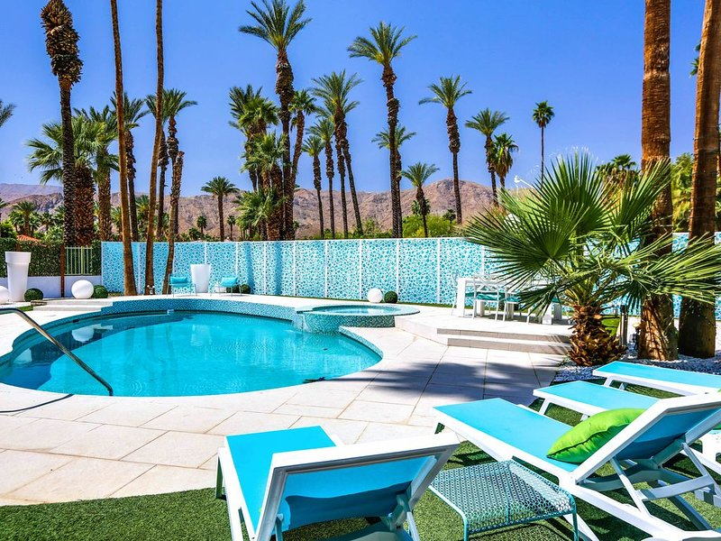 Lucy and Desi's Hideaway -, holiday rental in Rancho Mirage