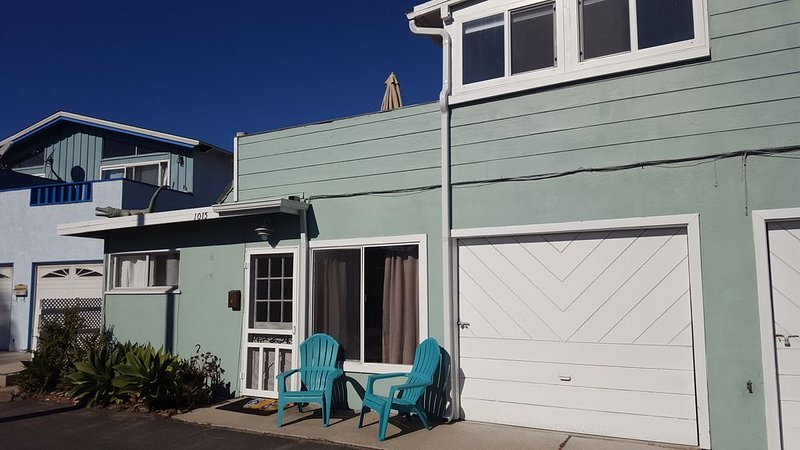 Easy Living at The Beach! One bedroom + One Bathroom, aluguéis de temporada em Ojai