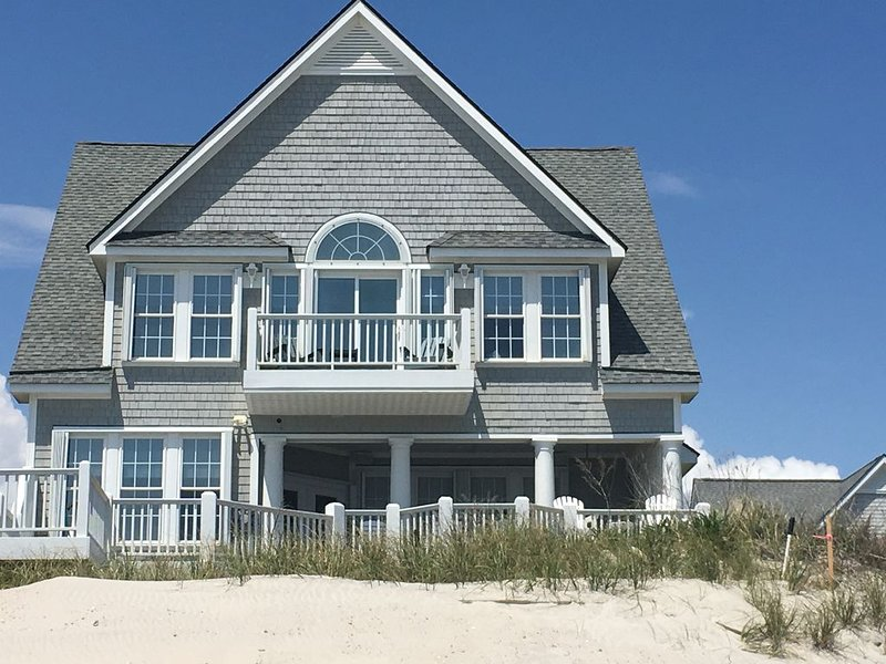 View of house from beach