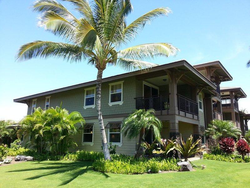 BEAUTIFUL! Cooks Landing at Hali'i Kai 18H, holiday rental in Puako