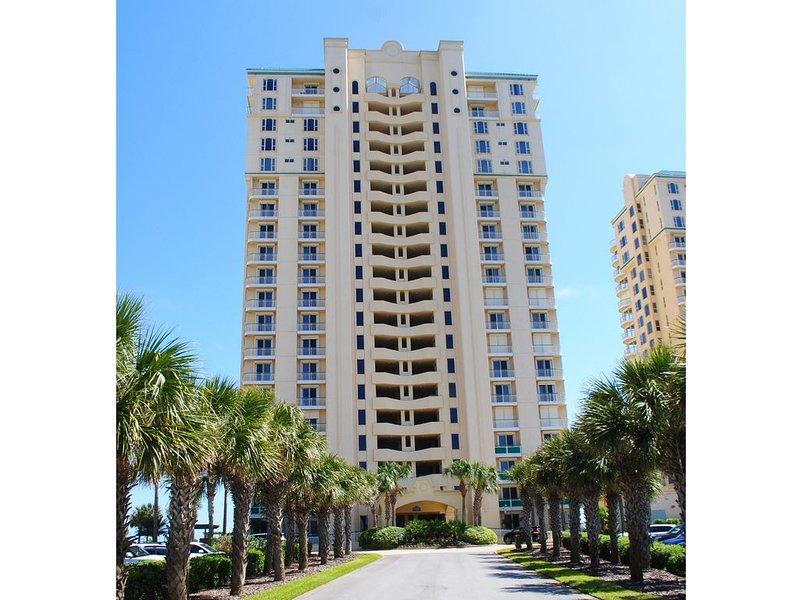 Beach Colony Resort 3 Bedroom 3 Bath Beachfront Condo on Perdido Key, Florida, alquiler vacacional en Cayo Perdido