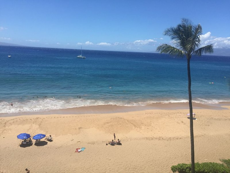 Whaler #502 - Fantastic Remodeled Oceanfront 2BR/2BA  Whaler Condo, vacation rental in Lahaina