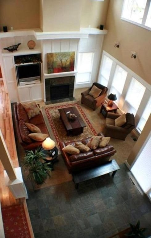 Cozy Family Room -Gorgeously appointed with gas fireplace &HDTV/Surround Sound
