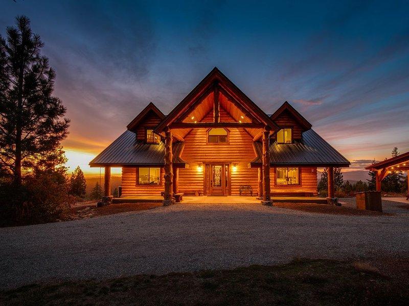 Redemption Rock Lodge, location de vacances à Mica