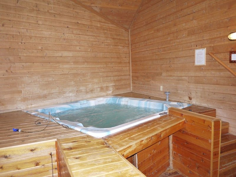 Walk to ski resort: Indoor Jacuzzi, Sauna, Huge Game Room, location de vacances à Big Bear Lake