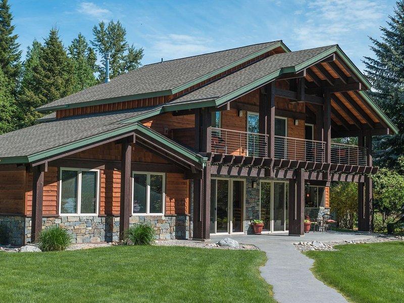 Lakeshore Lodge est tout l'Idaho du Nord!