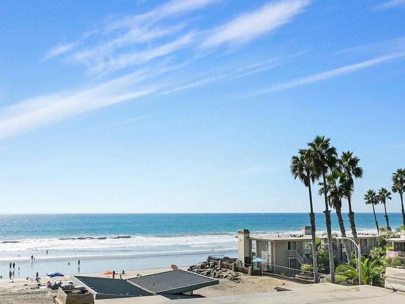 Welcome To Sea View Inn...Ocean View Condo In North Coast Village, casa vacanza a Oceanside