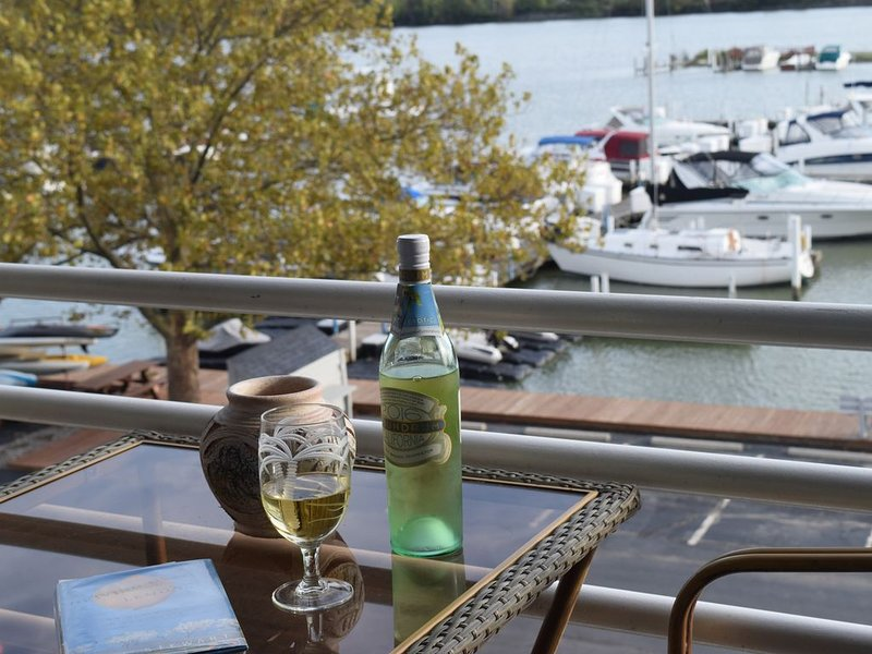 >>Exceptional Updated Condo wi Waterfront Views All Rooms-Walk to Town, Ferry<<, alquiler de vacaciones en Port Clinton