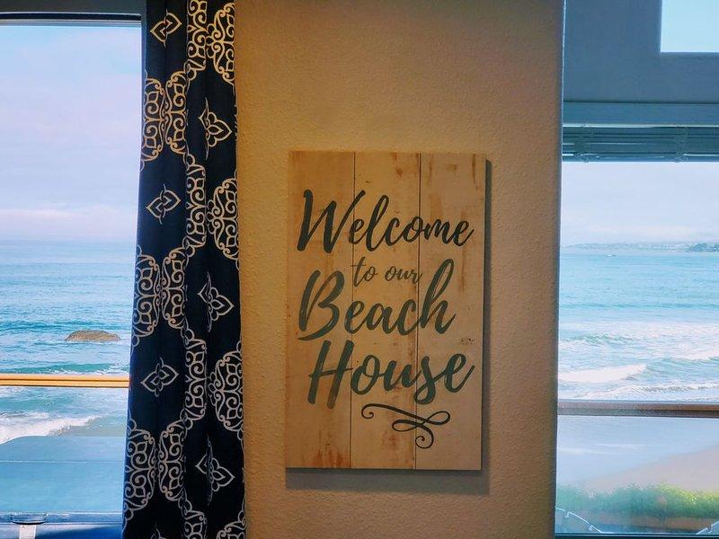 Pelican's Perch Oceanfront Cabin Getaway - Brookings, OR, alquiler vacacional en Smith River