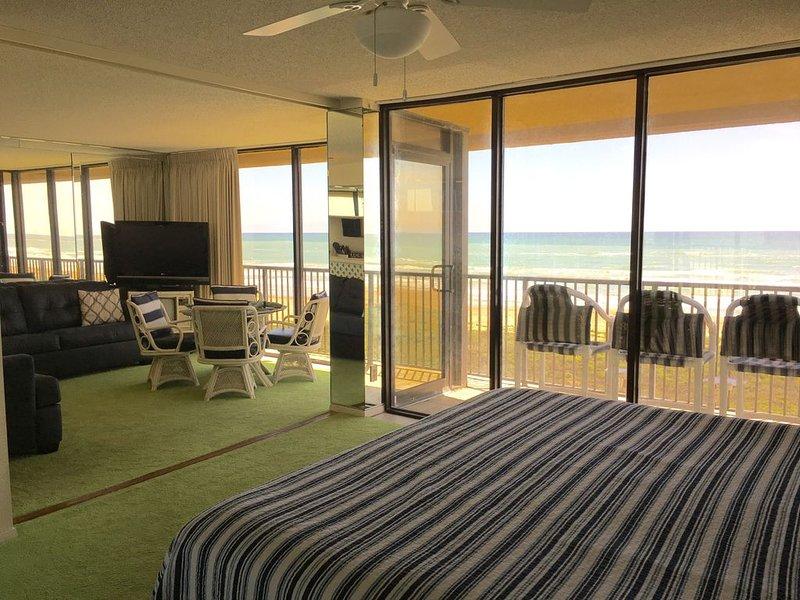 Beachfront...South Corner 3 Bedroom With Spectacular Views, alquiler de vacaciones en Isla del Padre Sur