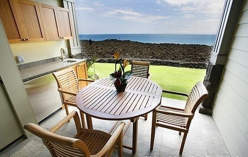 Big Island Halii Kai Oceanfront Home Awaits You ! 15B, vacation rental in Puako