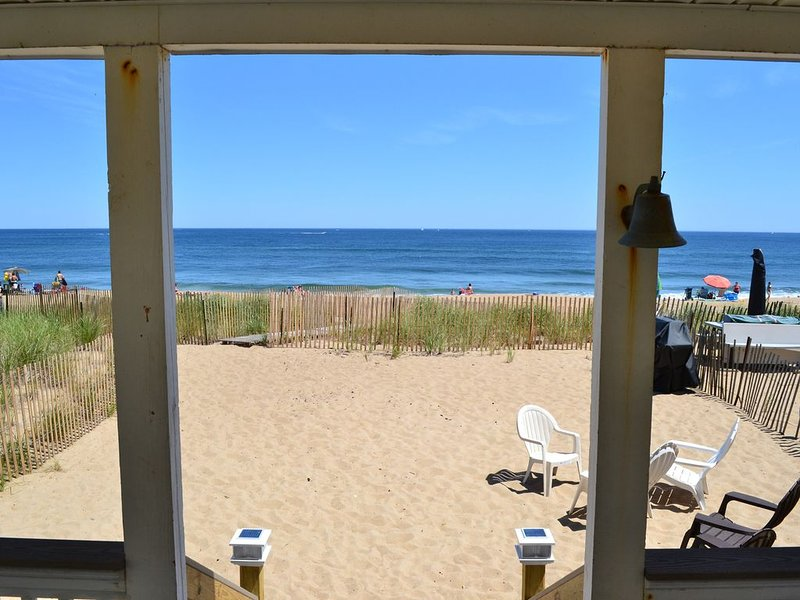 Ocean Front On The Sand Of Salisbury Beach!!!, aluguéis de temporada em West Newbury