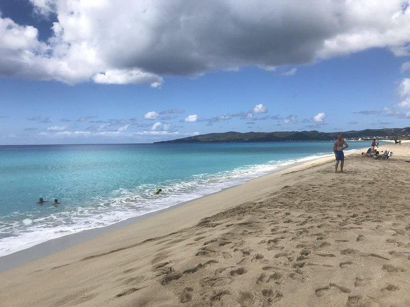 Ready to get away? � We have FIVE Miles of Unspoiled & Serene Beaches! �, holiday rental in St. Croix