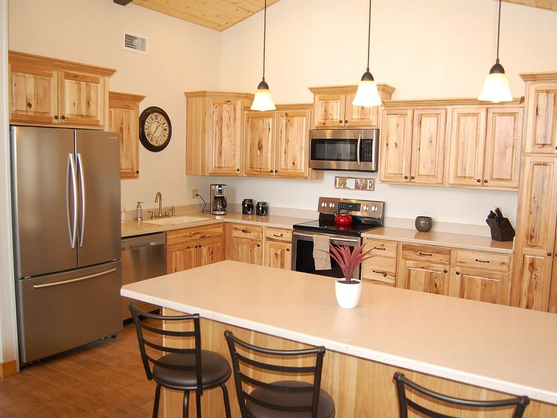 Charming Country Club Getaway, vacation rental in Flagstaff