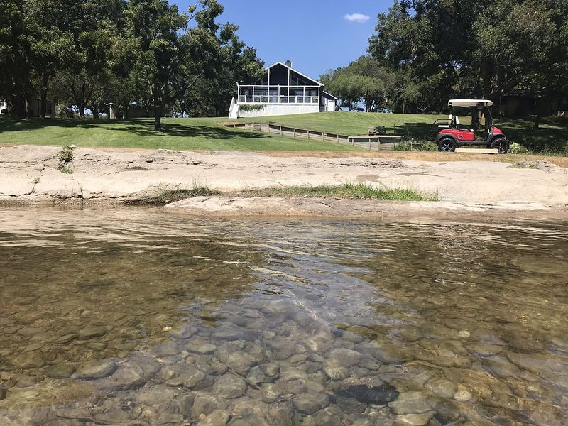 Whitewater Ranch Retreat, location de vacances à Canyon Lake