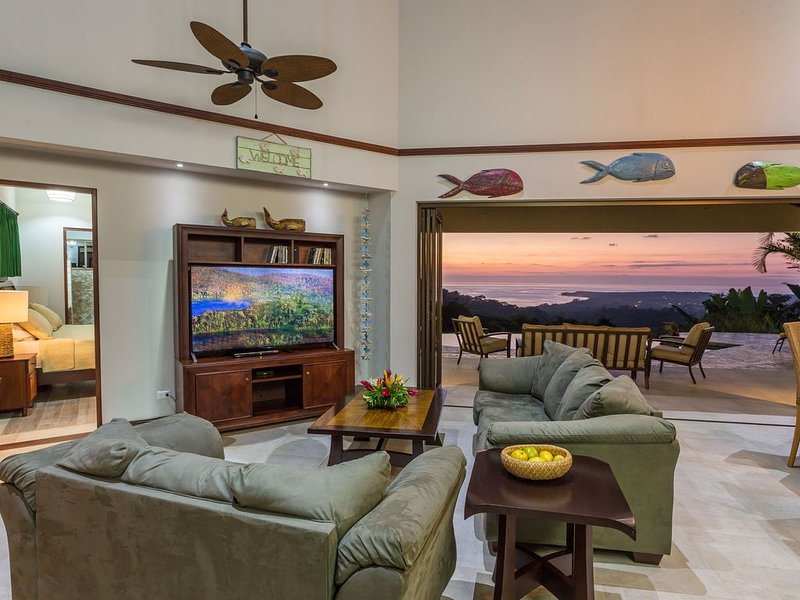 Casa Espectacular, Life as it should be**, vacation rental in Uvita
