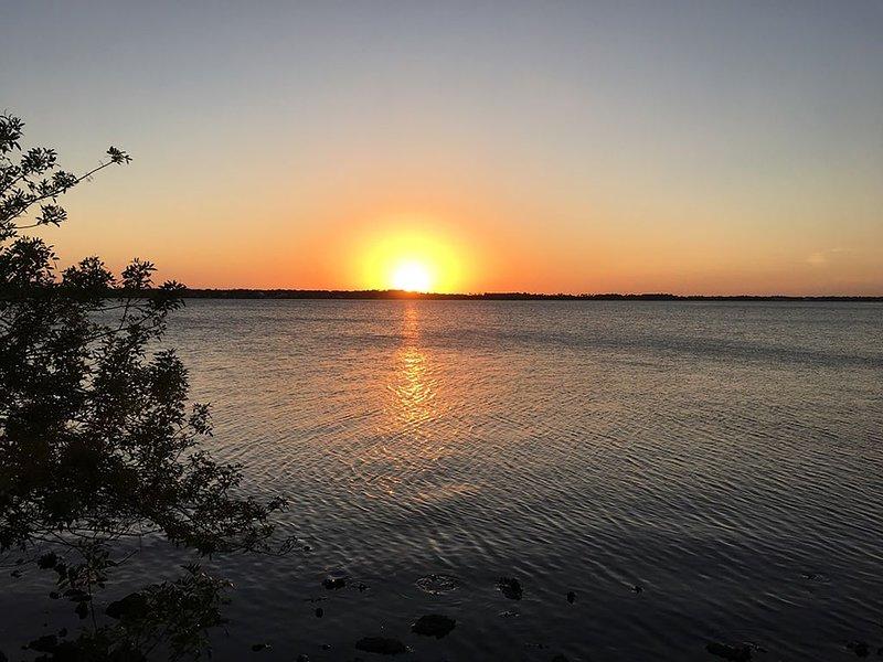 Gorgeous Charlotte Harbor Sunsets