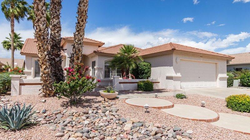 Sun Lakes, Arizona – Pristine Vacation Home, aluguéis de temporada em Sun Lakes