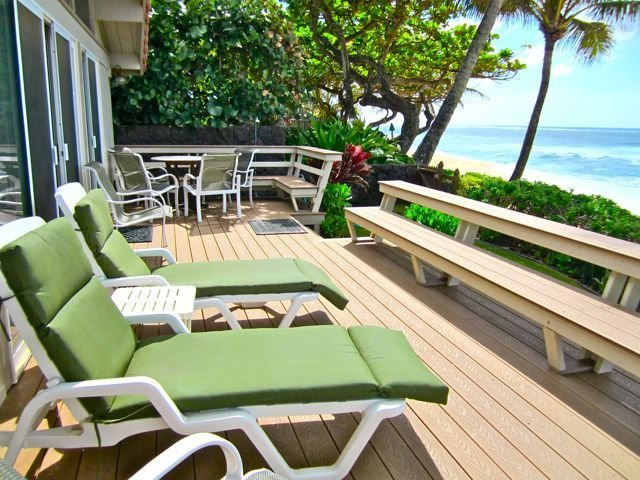 Sunset *Beach Front* Hale Kalea - Beach Bikes! Complies w/ new city rental rqmt., holiday rental in Haleiwa