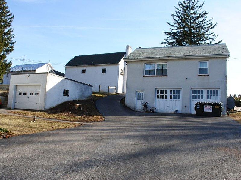 Rent A Cottage On A Small farm, location de vacances à Intercourse