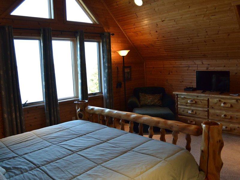 Dormitorio principal - Punto de paso