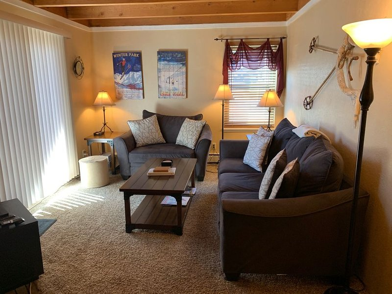 Affordable Mountain Condo - Great for Summit Skiing & Summer, alquiler de vacaciones en Silverthorne