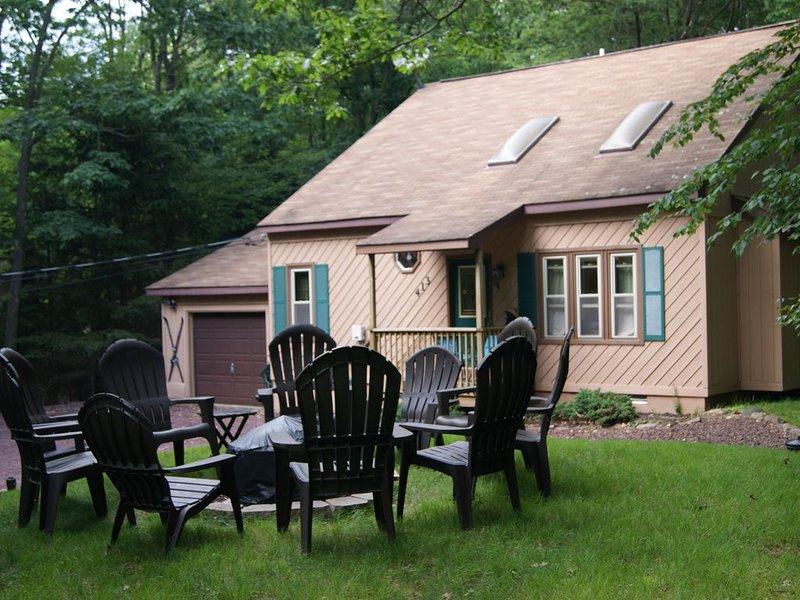 Lake Harmony Estates Get-Away, holiday rental in Lake Harmony