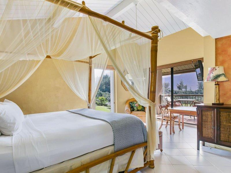 Hanalei Bay Resort Ocean Front! Killer Unobstructed Ocean & Mountain Views 8231, vacation rental in Princeville