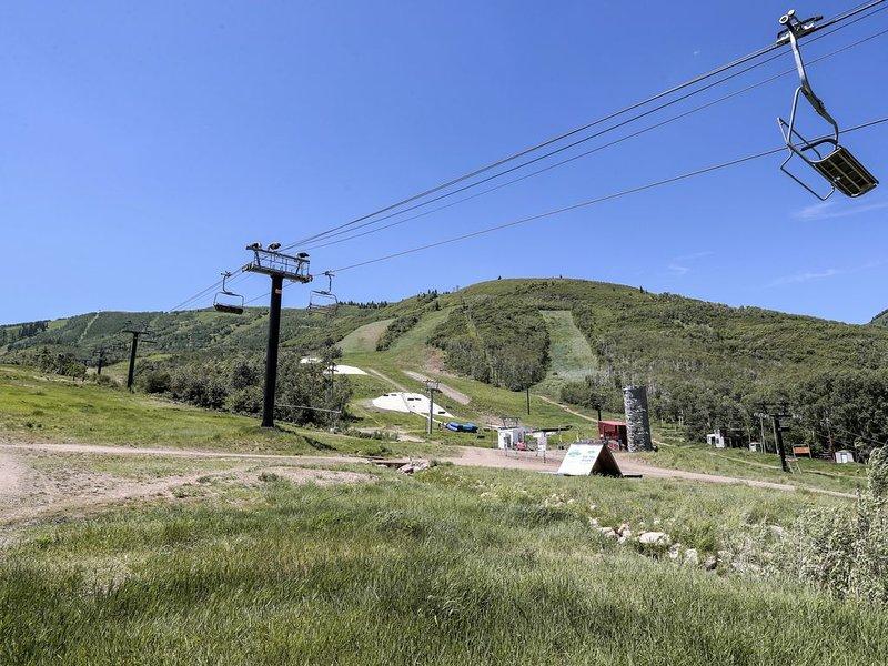 Nearby Park City Mountain Resort!