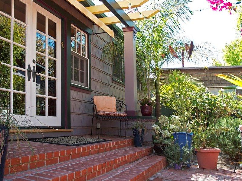 Fabulous Downtown Living, holiday rental in Santa Barbara