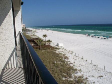 Luxury, Quiet Beach Front Condo at Seachase, Near Pier Park, Free Beach Set, vacation rental in Panama City Beach