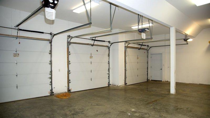 Garage 3 voitures