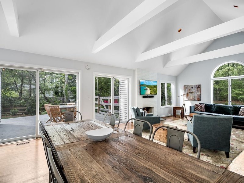 Bridgehampton Spotless Designer Home Heated Saline Pool, READ OUR REVIEWS, vacation rental in Sagaponack