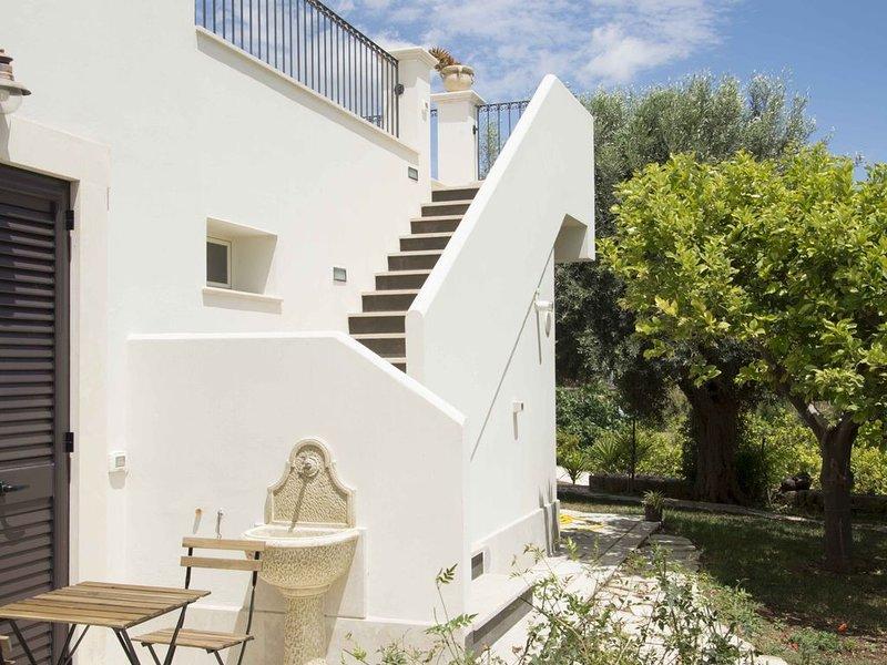 Masseria Bio, agriturismo Villa Grazia, casa vacanza a Avola