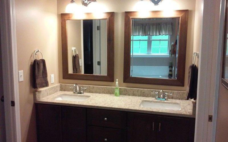 Nouvelle salle de bain principale