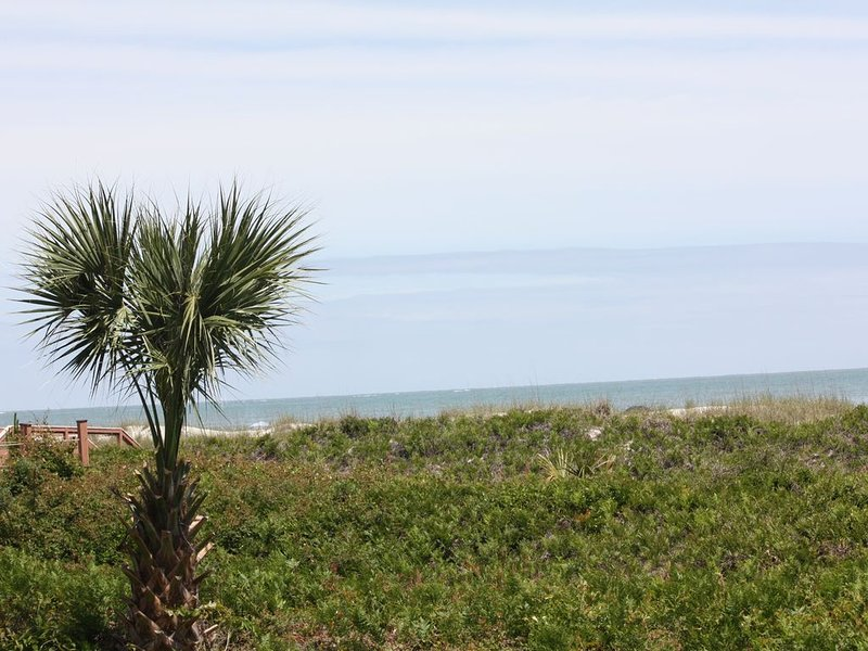 Oceanfront Island Club 5103 - Direct Ocean Front - Beach is Open, location de vacances à Parris Island