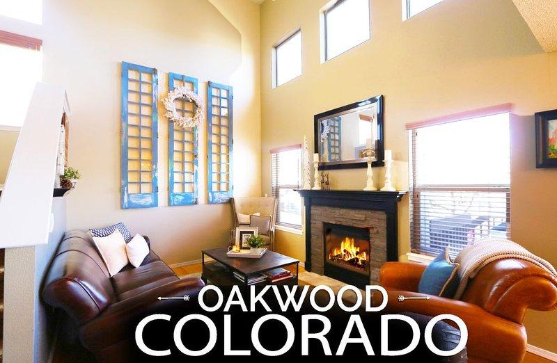 Designer Pottery Barn Home w/ Pikes Peak Views! Hiking, USAFA, Garden of Gods, vacation rental in Colorado Springs