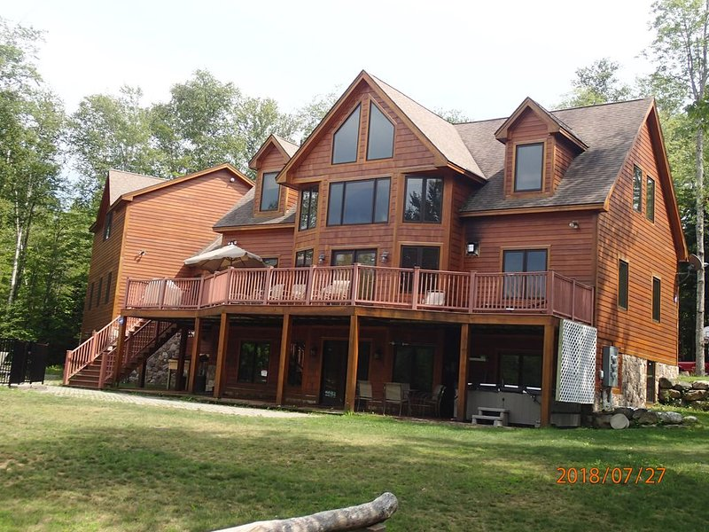 Front Main House