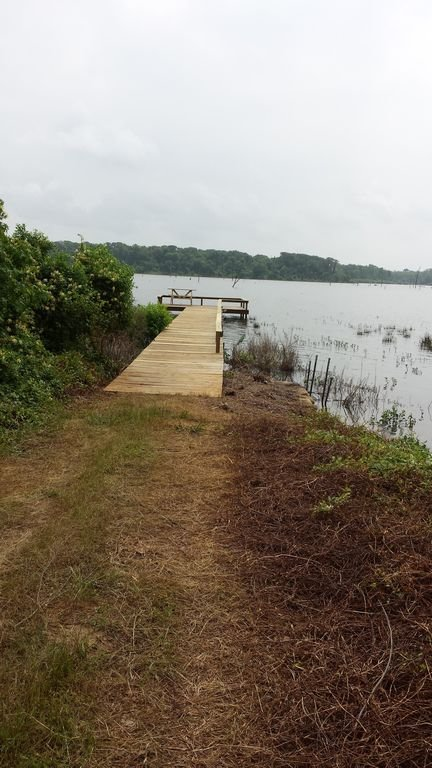 Fishing Pier for only this property and two other parties on property
