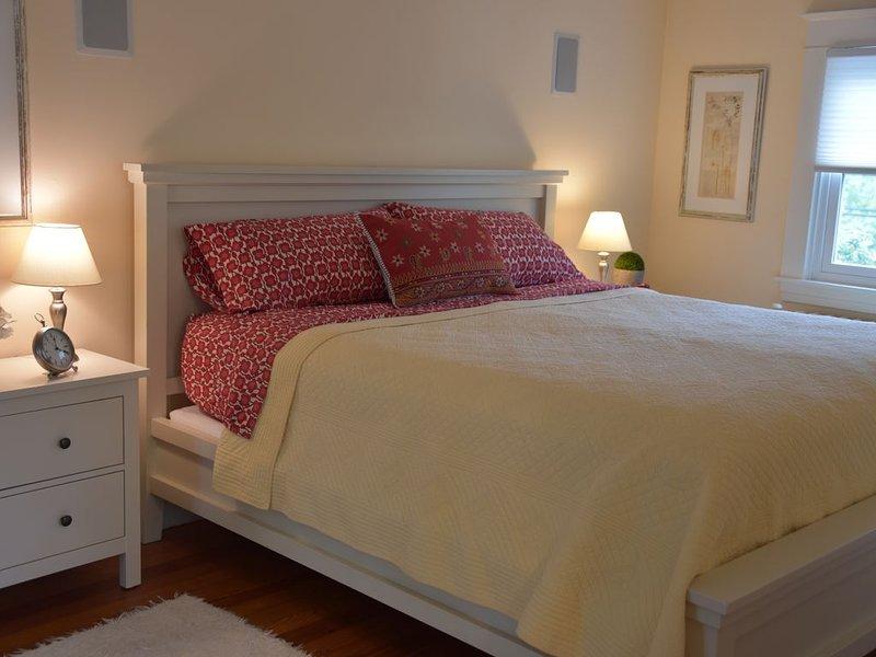 Dormitorio principal - Cama King