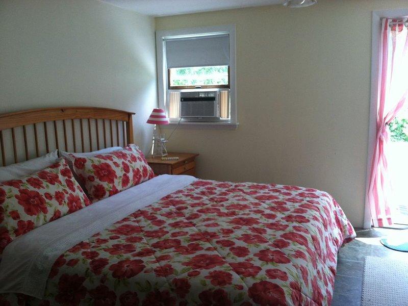 Chambre à coucher principale - lit king size